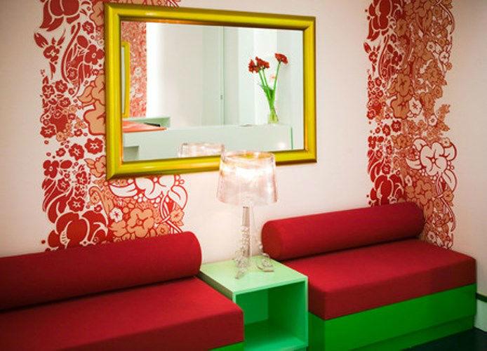 Beispiel: Waxing-Studio, Foto: Wax in the City München Altstadt Lehel.