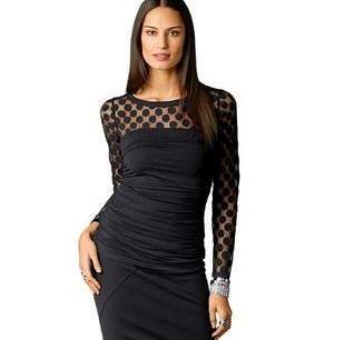 Beispiel: Kleid, Foto: ALBA MODA.