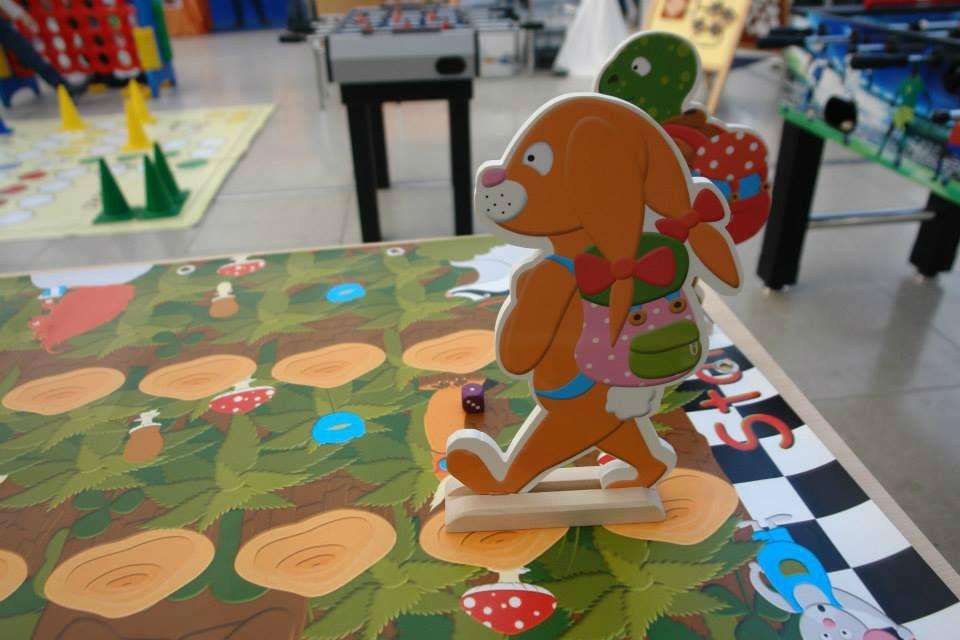 Beispiel: Spiel und Spaß für die Kleinen, Foto: Hochzeitsnasen.