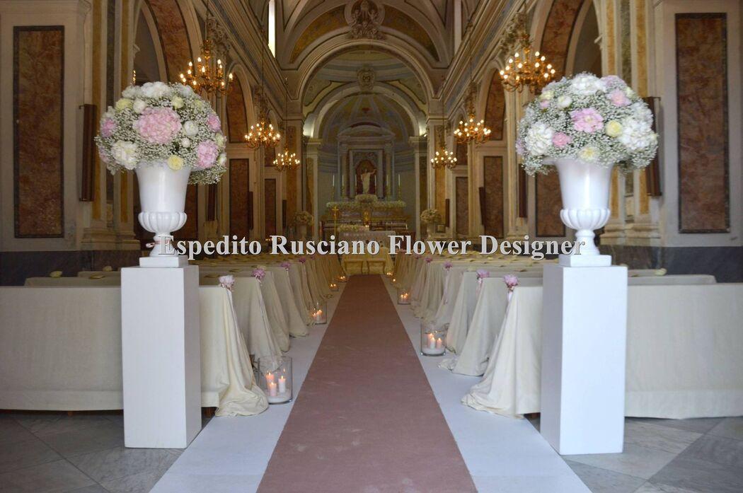 Espedito Rusciano Flowers Designer
