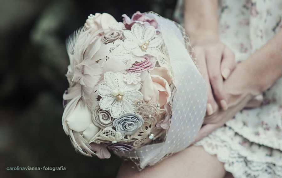 Buque mix Foto: Carolina Vianna