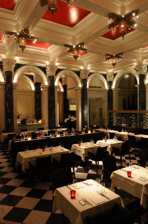 Beispiel: Innenbereich, Foto: Restaurant 1871.
