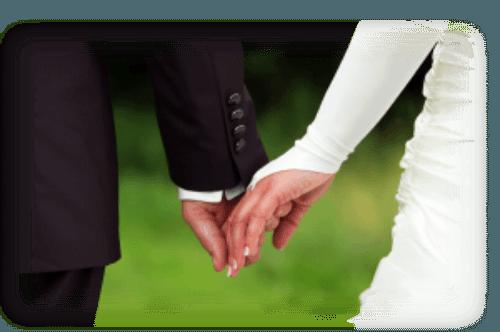 Beispiel: Impressionen: Brautpaar, Foto: Popsofa.