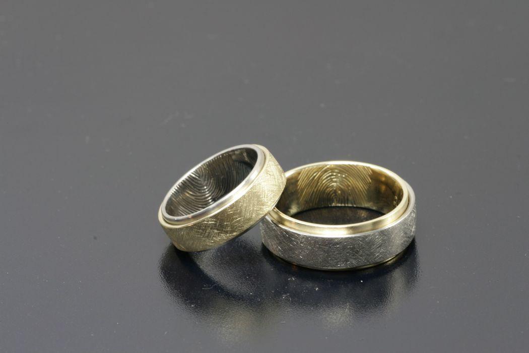 Inne Obrączki - nietypowe obrączki ślubne