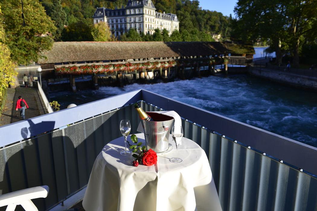 ****Hotel Freienhof, Thun