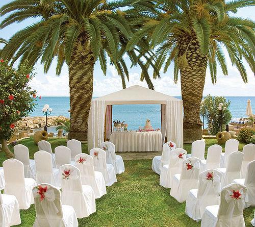 Matrimonio civile sulla spiaggia