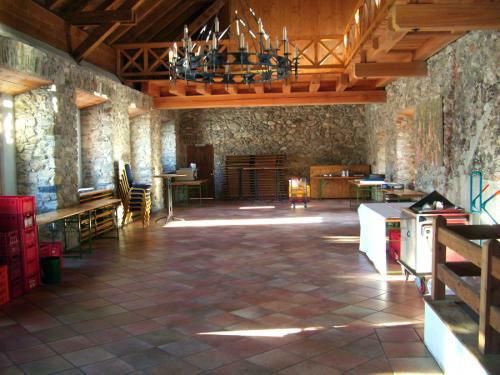 Beispiel: Räumlichkeiten, Foto: Burg Kaprun.