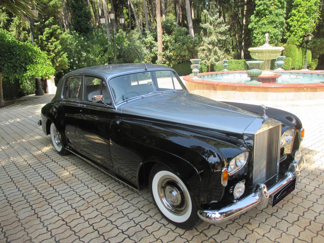 EX022 1963 Rolls Royce Silver Cloud III