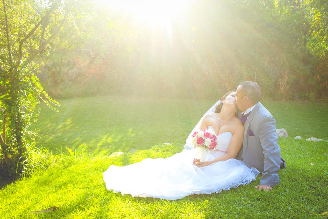 Fotografía Artística de Boda -  Reportaje Matrimonio