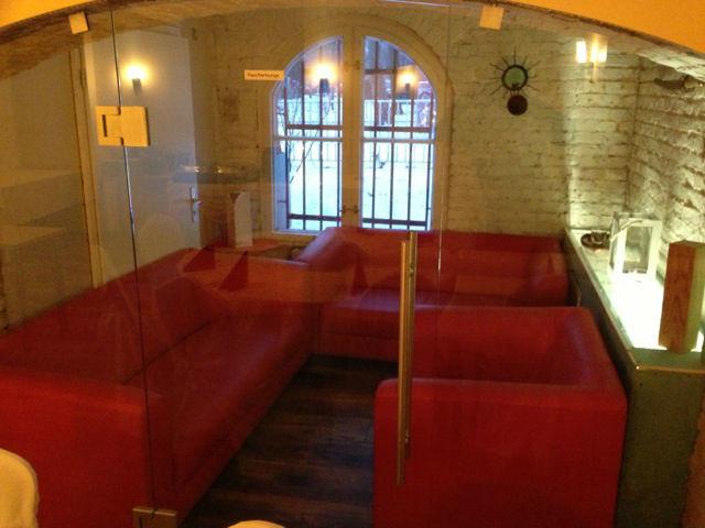 Beispiel: Gewölbekeller, Foto: Villa am Fennpfuhl.