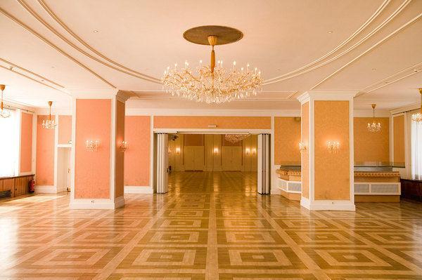 Beispiel: Schubert Saal, Foto: Kursalon Wien.