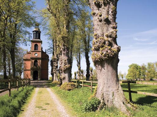 Beispiel: Kapelle, Foto: Ole Liese.