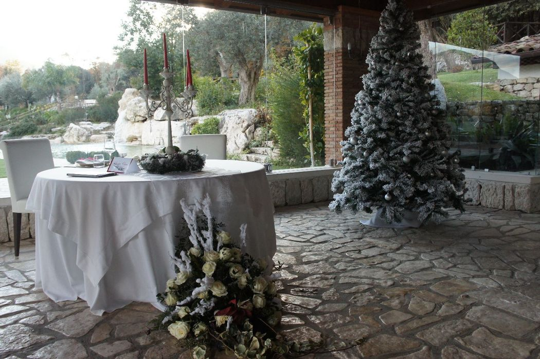Sala interna - Natale