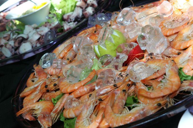 Foto: Restaurante Pedrinhas Catering