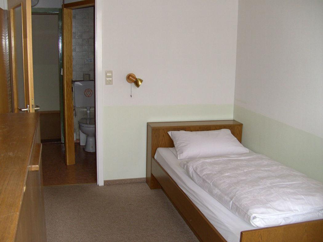 Beispiel: Zimmer, Foto: Gasthof Weisses Rössle.