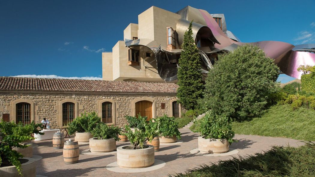 Hotel Marqués de Riscal