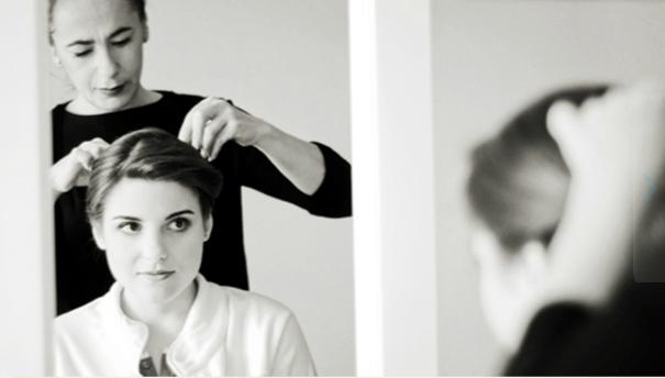 Amparo Aznar, peluquería y maquillaje freelance