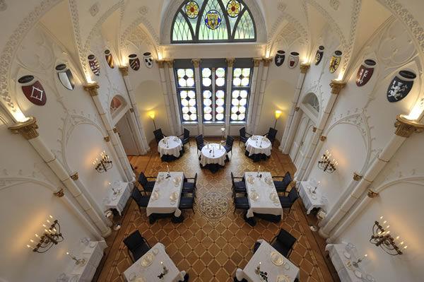 Beispiel: Räumlichkeiten, Foto: Schlosshotel Burg Schlitz.