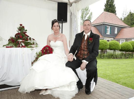Beispiel: Kosmetik für Ihre Hochzeit, Foto: Aspektkosmetik - Die mobile Visagistin.