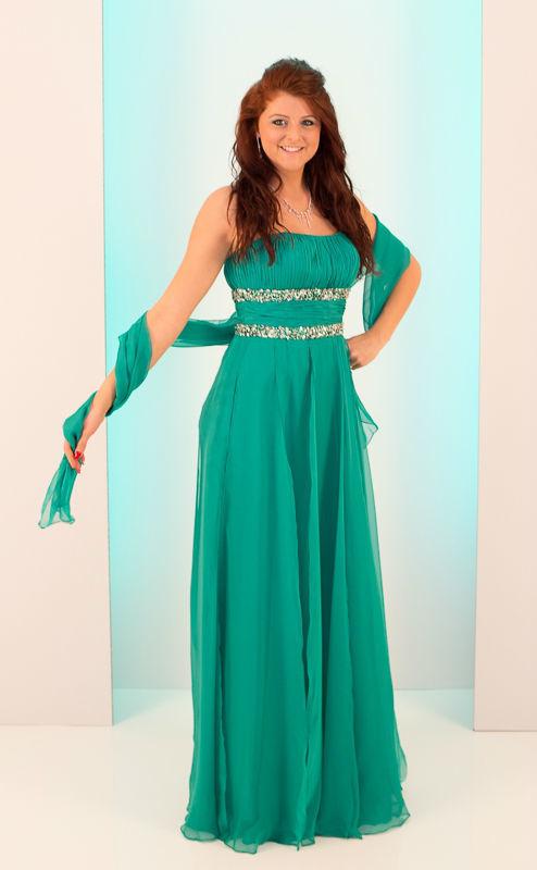 Beispiel: Kleider auch für Brautjungfern, Foto: Mode Wicky.