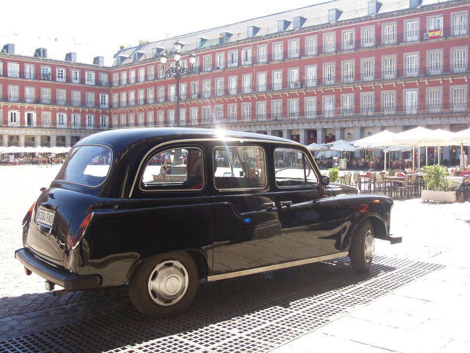 El Taxi Inglés