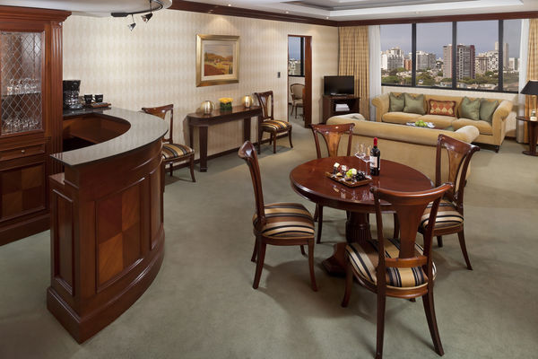 The Level Grand Suite.