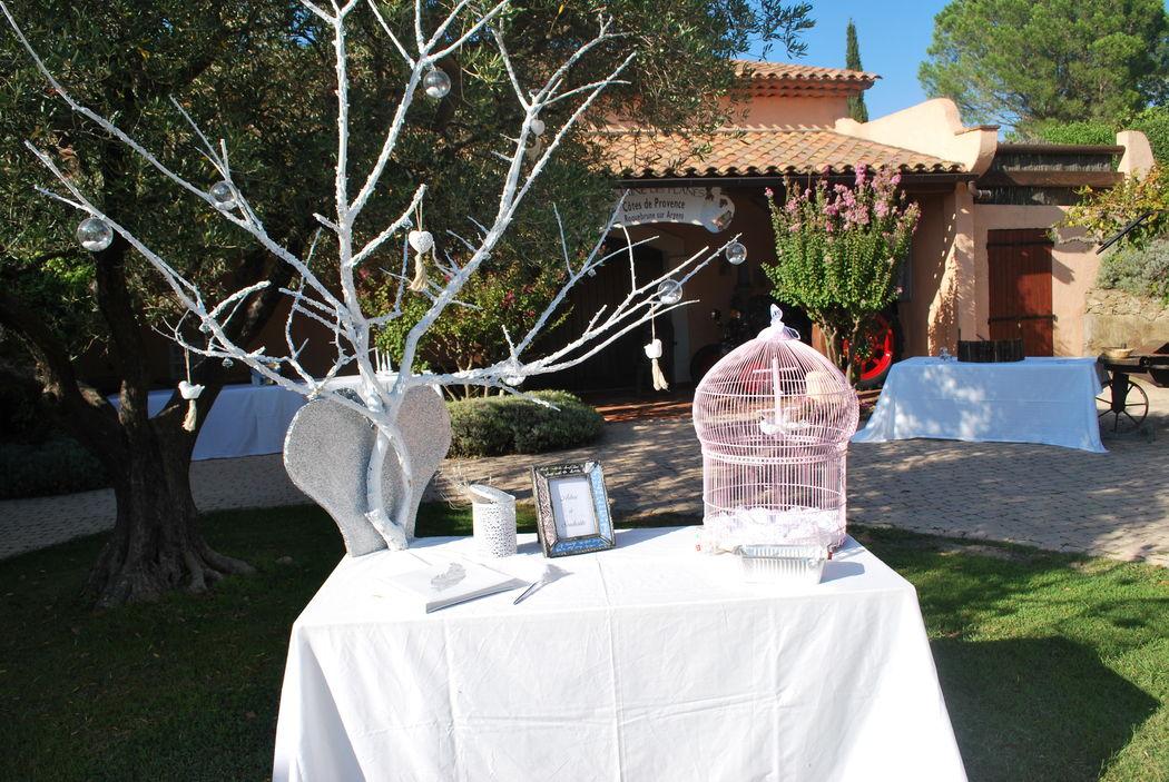 patio vin d'honneur