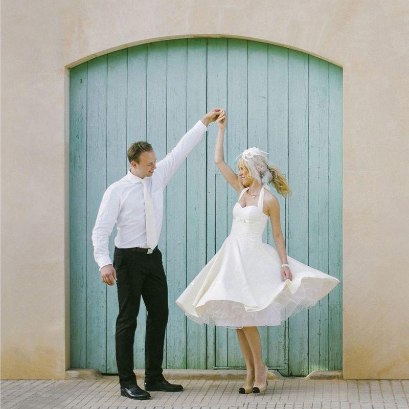 Paarfoto von Hochzeitsfotograf aus Berlin