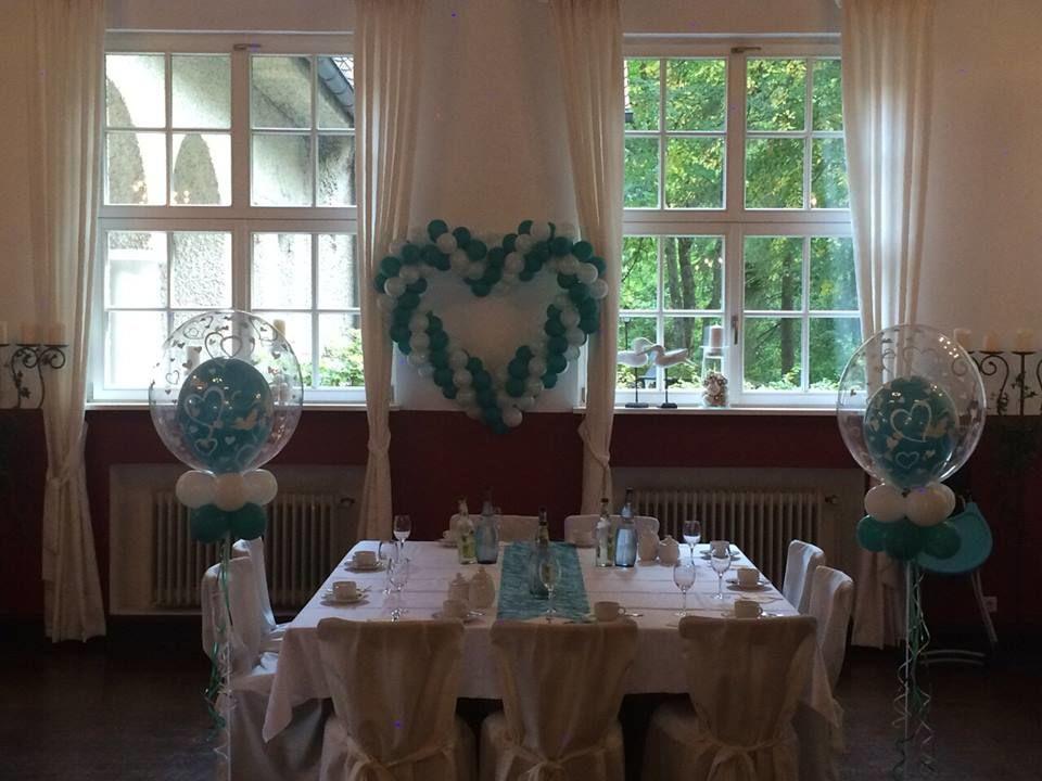Beispiel: Dekorationsmöglichkeit, Foto: Dreamballoon.