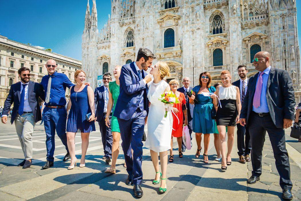 wedding reportage duomo