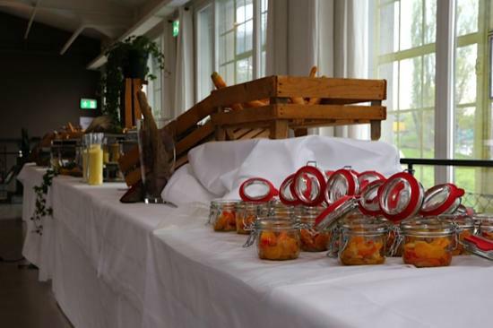 Beispiel: Buffet nach Ihren Vorstellungen, Foto: Ragaz Catering.