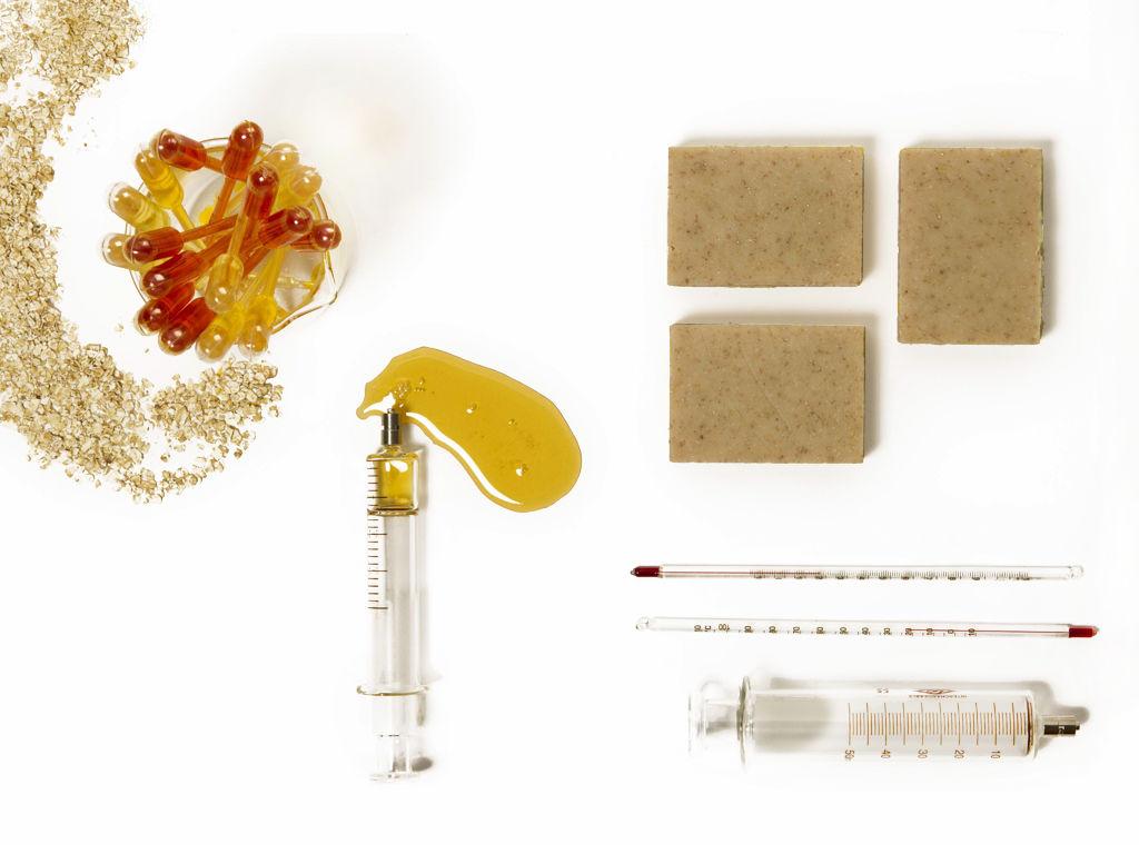 Nutritive Soap - avena & miel