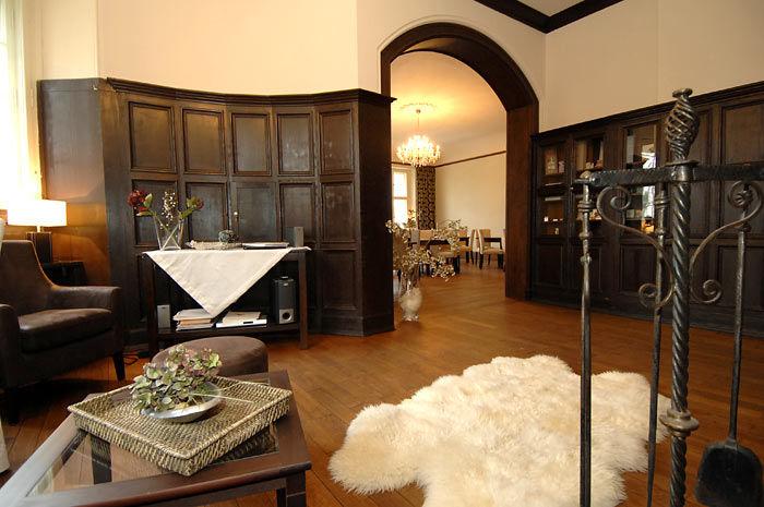 Beispiel: Lobby, Foto: Schloss Kartzow.