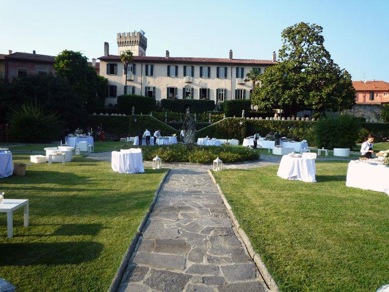 Beispiel: Wunderschöne Hochzeitslocation, Foto: BeBride.