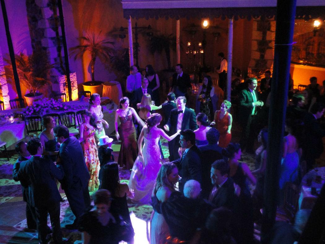 Villa Maria Cristina Hotel, DJ Boda Guanajuato, Bodas Guanajuato