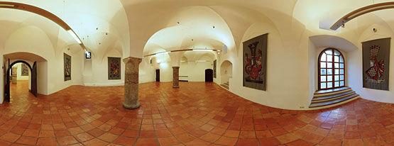 Beispiel: Räumlichkeiten, Foto: Burg Hasegg.