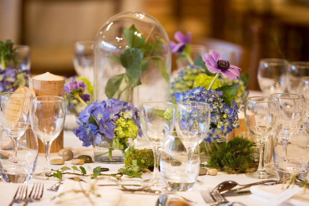 Décoration de mariage H&G Nature et Jardin