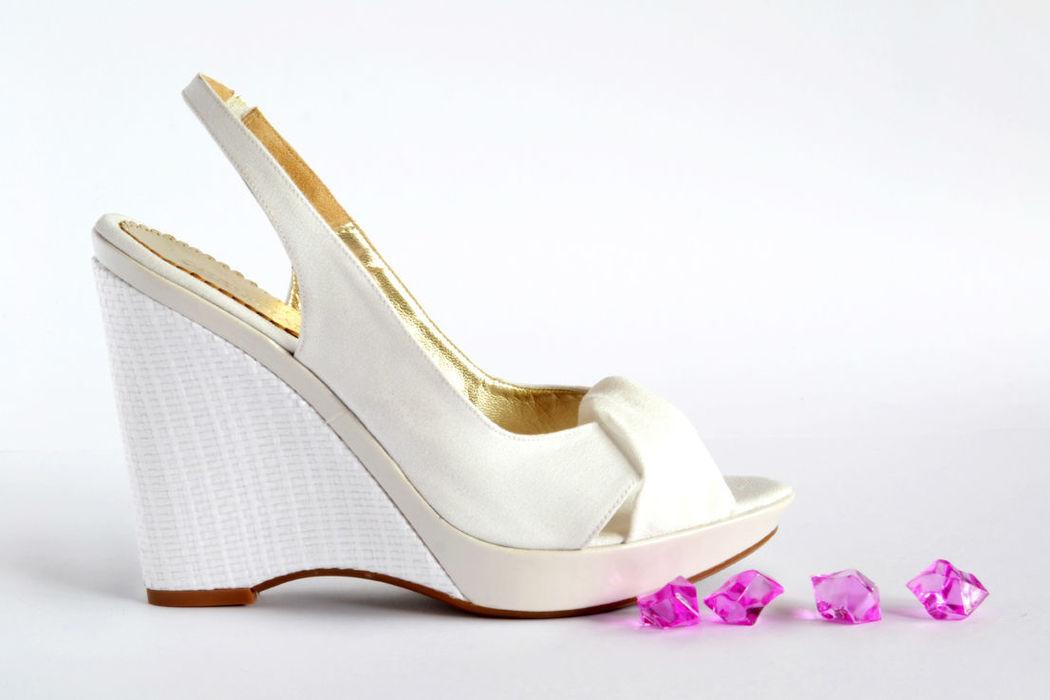 Zapatos de novia CHRISTIAN ROSSI