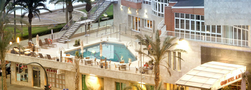 Gran Hotel Almería Citymar