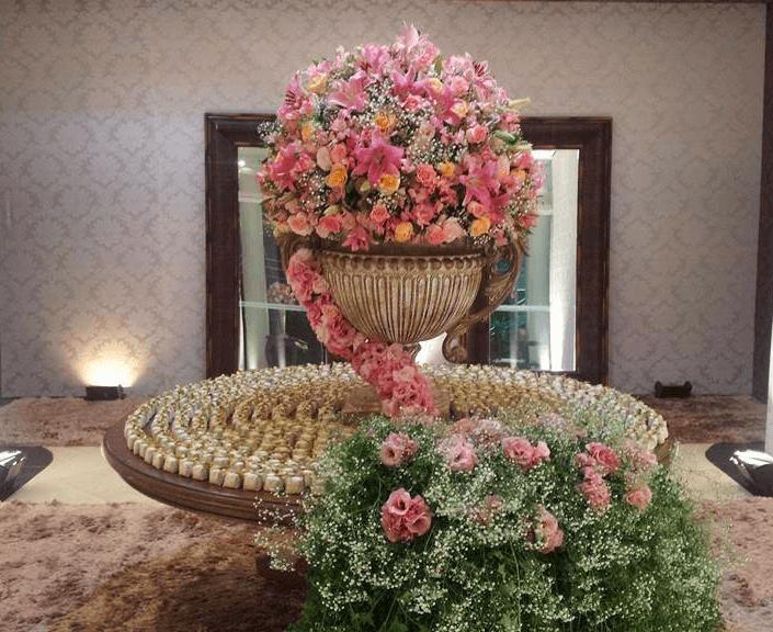 Buffet Cristal