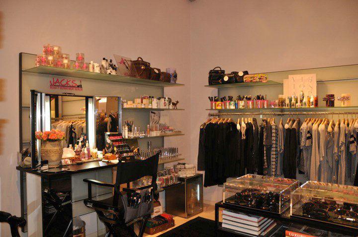 Beispiel: Top-Styling und Top-Beratung, Foto: JACKS Beauty Department.