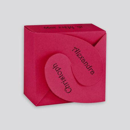 Beispiel: Kartonagen, Foto: einladungskarten4you.