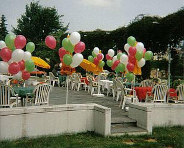 Beispiel: So wird Ihre Hochzeit zu etwas ganz Besonderem, Foto: Krickl Ballons.