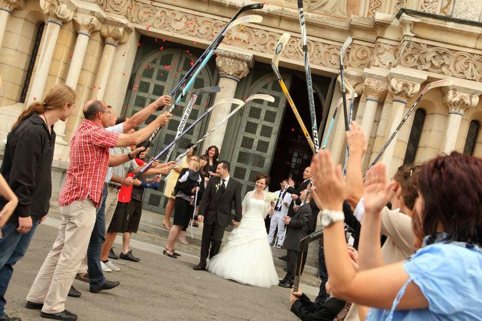 Beispiel: Fotos von Ihrer Hochzeit, Foto: Troy Productions.