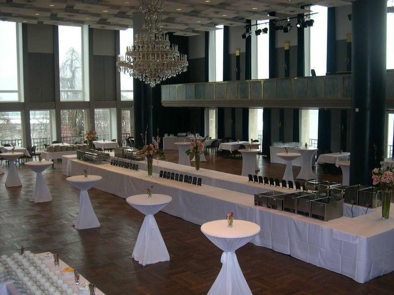 Beispiel: Festsaal - Empfang, Foto: Kieler Schloss.