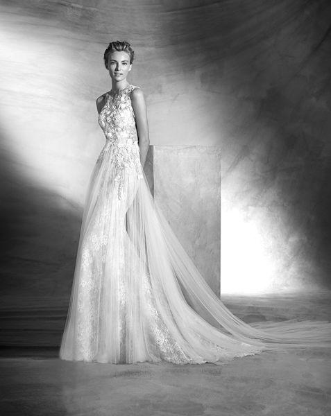 Hochzeits-Träume Stans PRONOVIAS Atelier Exclusiv für die Zentralschweiz