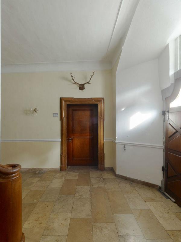 Beispiel: Eingangshalle, Foto: Schloss Weiterdingen.