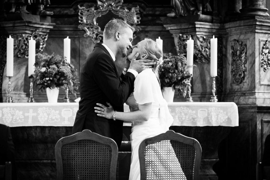 Beispiel: Fotos von der Trauungszeremonie, Foto: Day of your life.