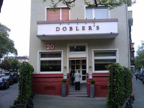 Beispiel: Ein Ort zum Feiern, Foto: Dobler's Restaurant.