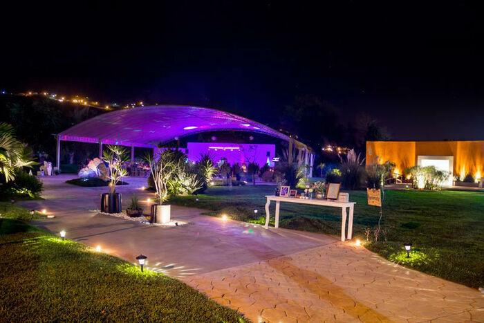 Villa san gaspar bodas for Jardin villa san gaspar